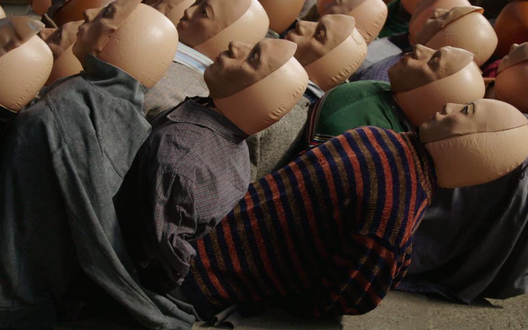 FAITES SORTIR LES FIGURANTS sélectionné au festival de documentaire Ji.hlava !