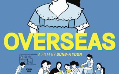 OVERSEAS won Best Feature Documentary Award at DOXA !
