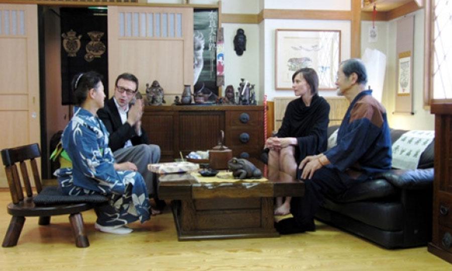 DIFFUSION – Si j'étais…japonais sur la Deux