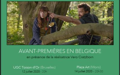 Previews of Into Dad's Woods in Belgium