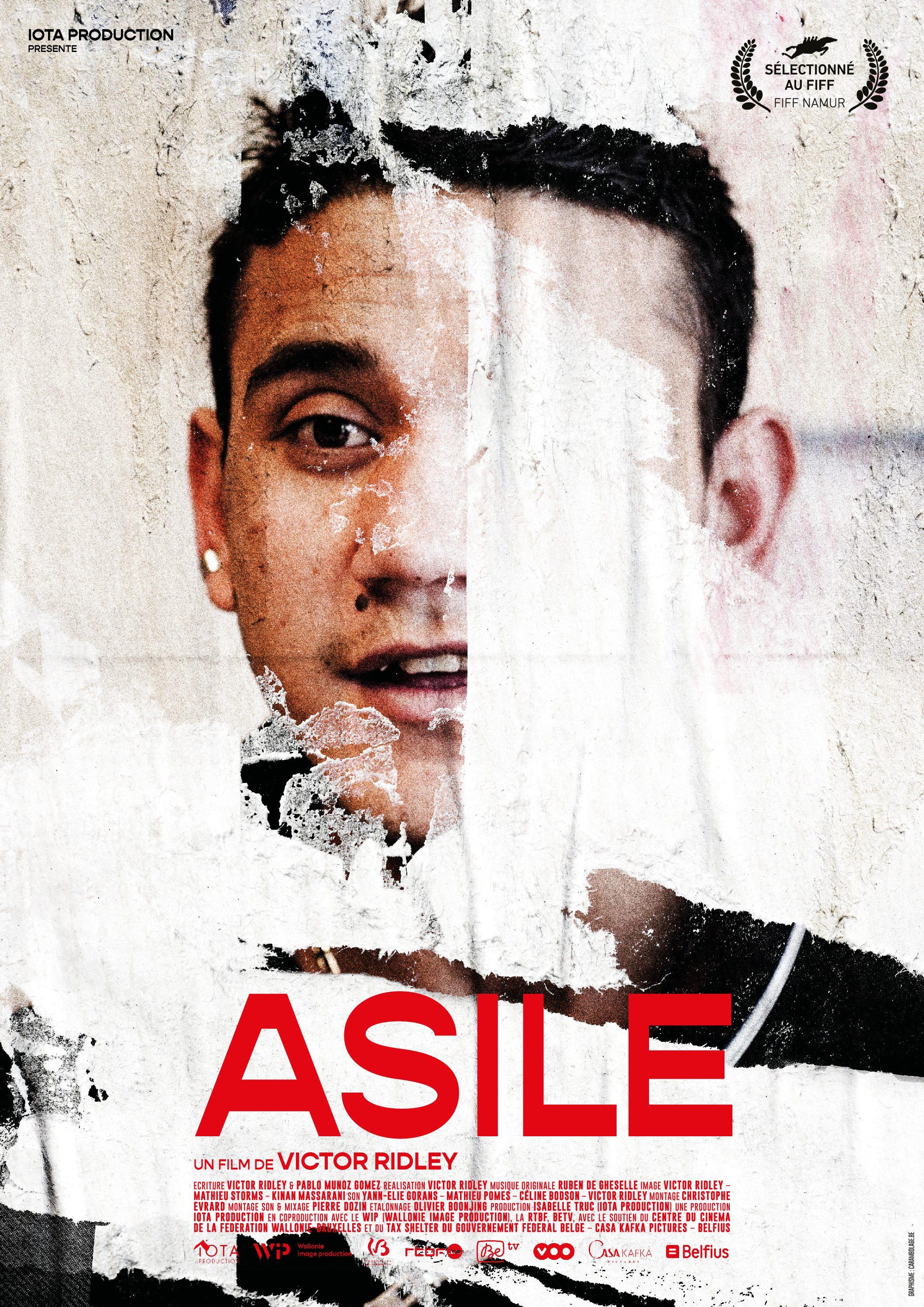 ASILE diffusé sur la RTBF le 12 septembre