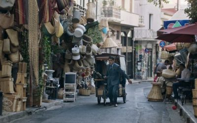 TAILOR won three prizes in Thessalonik and opens the Cinemamed festival in Brussels